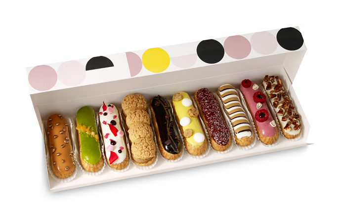 En Route Magazine – The New Eclair