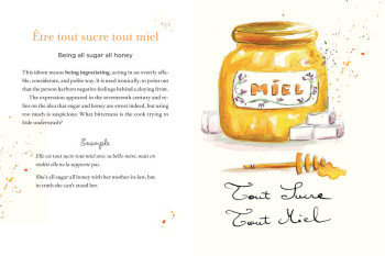 T Magazine – An Illustrated Compendium of French Food Idioms