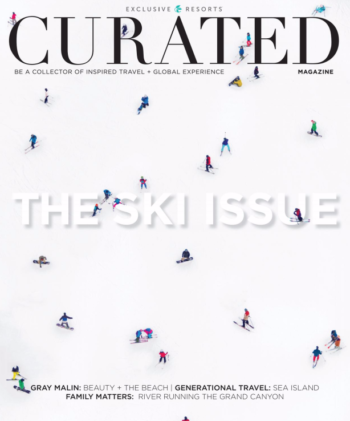 Curated Magazine – European Panache