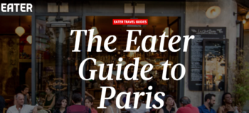 Eater – Paris Guide